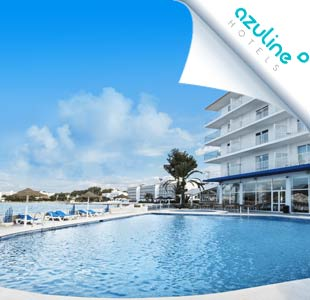 Hotel Mar Amantis I en II met zwembad