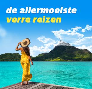Tekst: de beste deals voor verre reizen