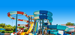 Waterpark splash L