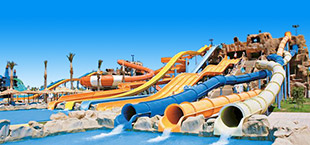 Waterpark splash XL