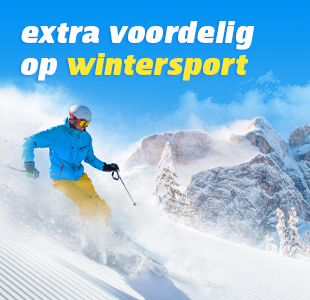 Wintersport: extra veel voordeel