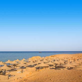 Strand Marsa Alam Egypte