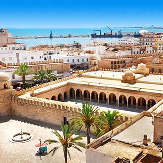 De Medina van Sousse