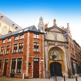 Historisch gebouw in Antwerpen