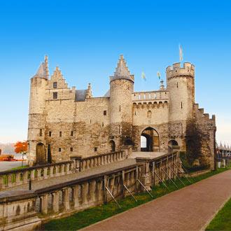 Kasteel Medieval in België