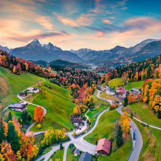 Bavarian Alps, Duitsland
