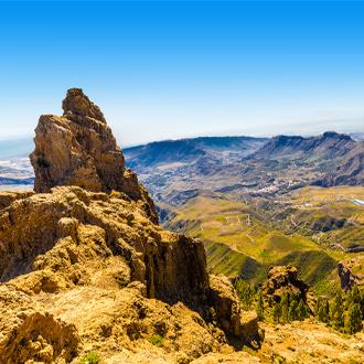 Binnenland van Gran Canaria
