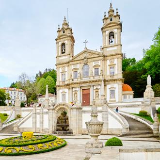 Bom Jesus do Monte, Braga, Portugal