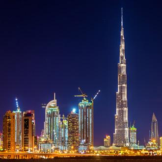 Burj Khalifa hoogste gebouw ter wereld Dubai