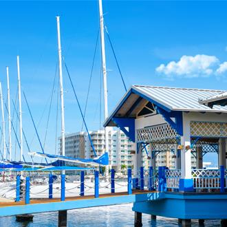 Jachthaven in Varadero