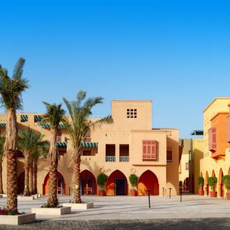 El Gouna plein Egypte
