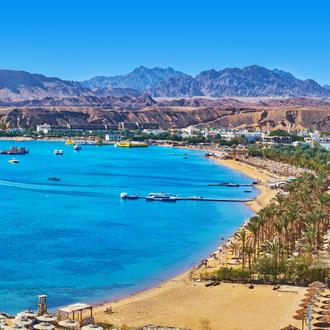 Sharm-el-Maya strand resort, Sharm-el-Sheikh