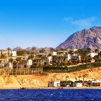 Kustlijn Sharm-el-Sheikh, Egypte