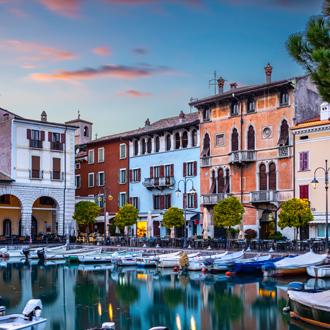 Haven van Desenzano, Gardameer, Italië