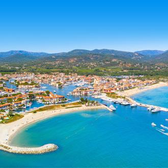 Haven van de Côte d'Azur
