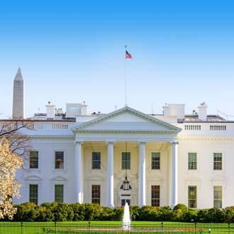 Witte Huis White House President van Amerika Washington