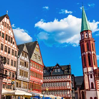 Het-oude-centrum-van-Frankfurt-in-Hessen
