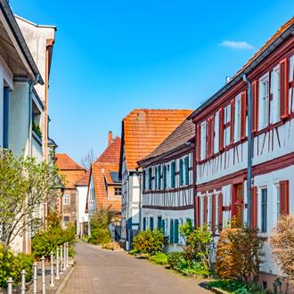 Huisjes-van-Hanau-in-Hessen