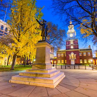 Independance Hall in Philadelphia