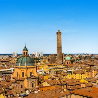 Luchtfoto Bologna