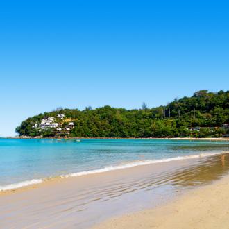 Exotisch strand in Phuket