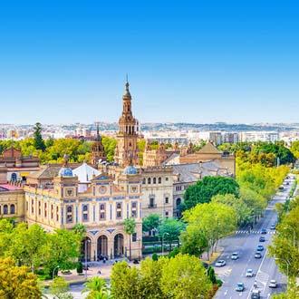 Kathedraal Maria de la Sede in Sevilla