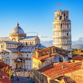 Kathedraal Duomo in Pisa, Italië