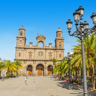Kathedraal in Las Palmas