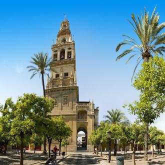 Kathedraal in Córdoba, Spanje