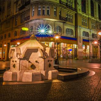 Knez Mihailov, de winkelstraat van Belgrado