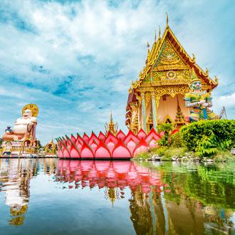 Koh Samui District, Suran Thani, Thailand