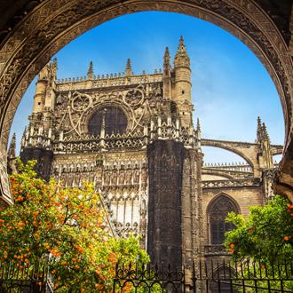 Kathedraal van Sevilla Catedral de Santa Maria de la Sede