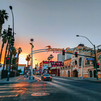 Fremont Experience in Las Vegas