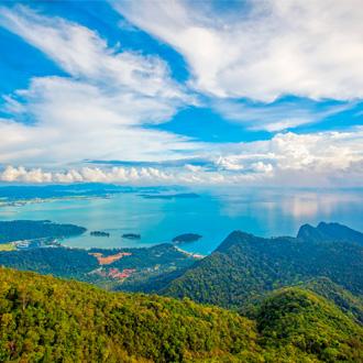 Landschap van Maleisië