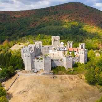 Manasija Monastery, Servie