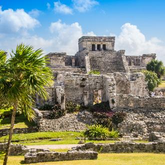 Maya ruines in Mexico