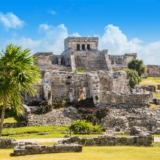 Mayan ruines Riviera Maya