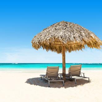 Strand in Punta Cana