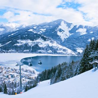 Foto van skigebied Zell am See