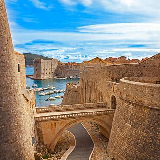 Oude stad en haven van Dubrovnik