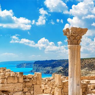 Oude Kourion van Limasol