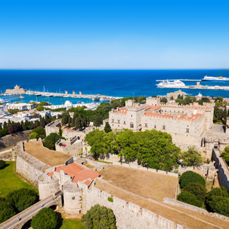 Oude stad Rhodos-Stad