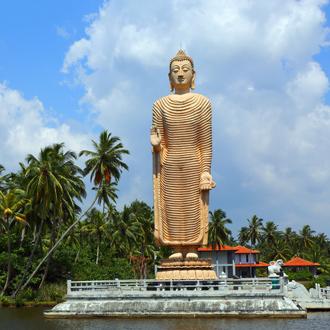 Peraliya Tsunami Memorial, Hikkaduwa, Sri-Lanka