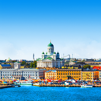 Pier van Helsinki, Finland