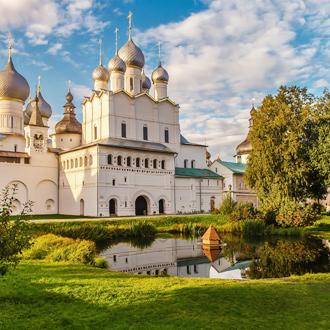 Paleis in Rostov Veliky Gouden Driehoek Moskou