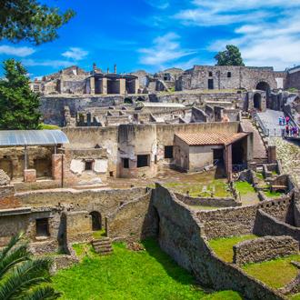 Ruines in Pompei