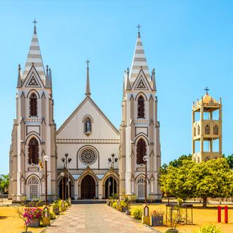 Saint Sebastian kerk in Negombo