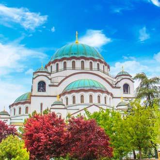 Servie Belgrado Sava