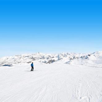 Skipiste-Paradiski-Val-d Isere-Frankrijk