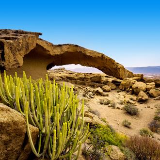 Stone Arch in San Miguel de Abona